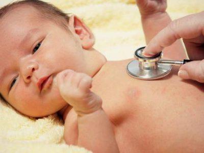 Дитина и лікар