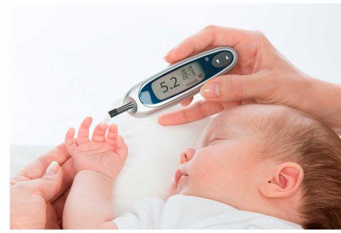 дитина з діабетом