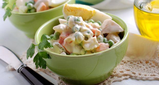 рецепти салатів при панкреатиті у дорослих