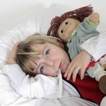 рецидивний бронхіт у дітей