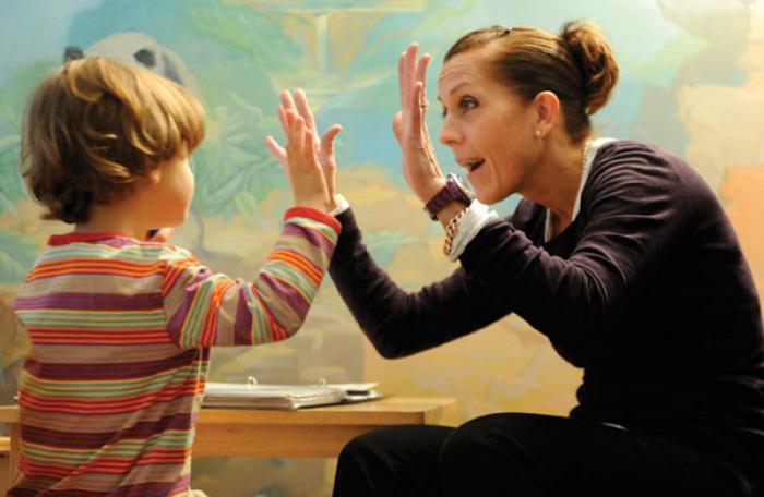 батьки дітей аутистів