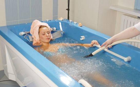 родонові ванна