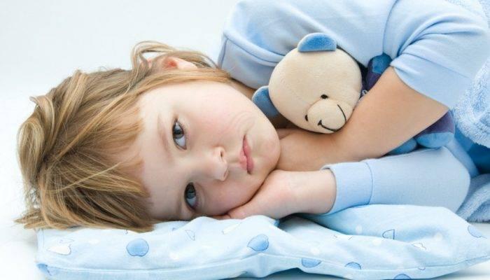 Блювота після прийому антибіотиків у дитини