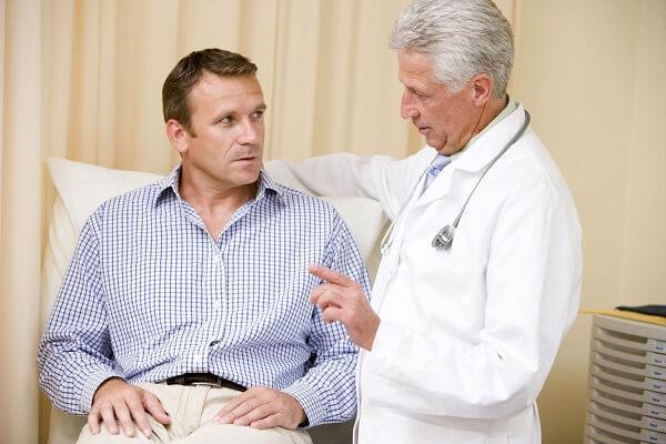 Цукровий діабет у чоловіків наслідки
