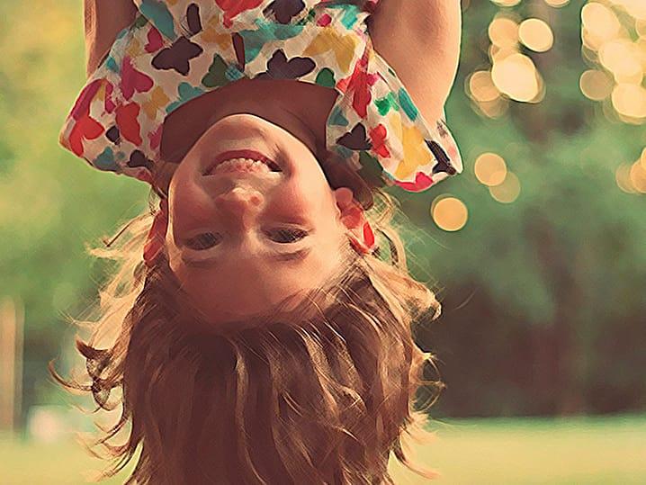 щаслива дитина