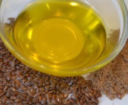 Насіння льону для очищення кожи.  Користь насіння льону для лица