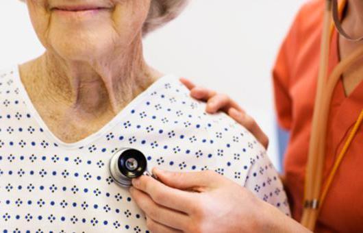 серцева недостатність симптоми і лікування
