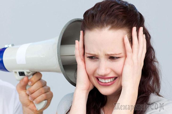 Шум у вухах і голові - причини, діагностика та лікування