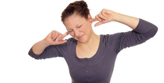Шум у вухах