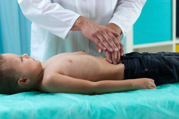 Симптоми апендицита у дитини.  Перші ознака запаленою, як віявляється Гостра, температура, аналізи крови