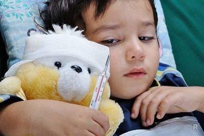 Симптоми хвороби у дітей