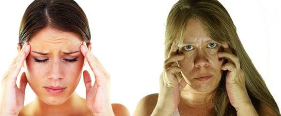 Симптоми і прояви