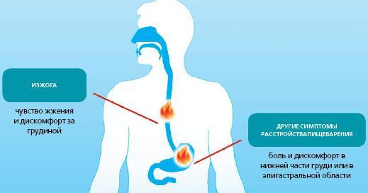 Симптоми печії