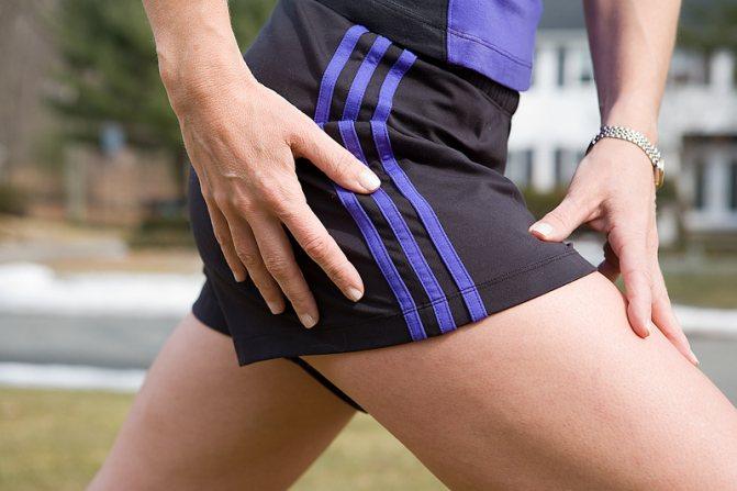 Симптоми коксартрозу кульшового суглоба 1, 2 і 3 ступеня