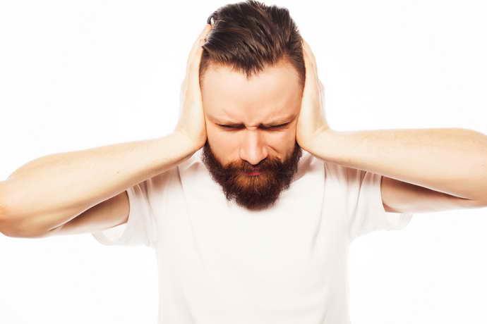 Симптоми струсів і ударів у дорослих