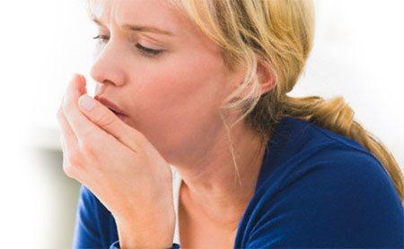симптоми трахеобронхита