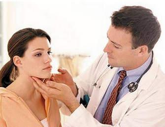 Симптоми захворювання щитовидної залози