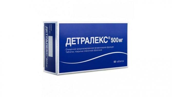 Системні препарати від геморою