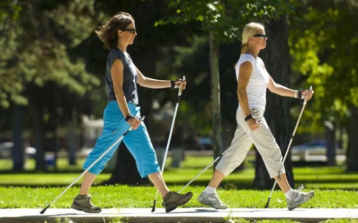 Скандинавська ходьба - все, що необхідно знати