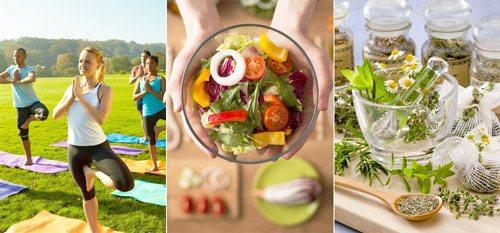 зміна способу життя и харчування, народна медицина для зниженя ваги после їжі