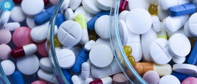 Судинні препарати для мозкового кровообігу
