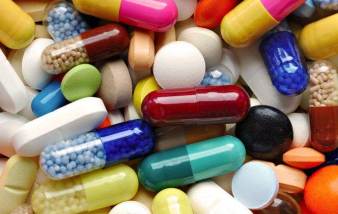 Сучасні стандарти лікування припускають в окремих випадках одночасне застосування антибіотиків і циклоферона