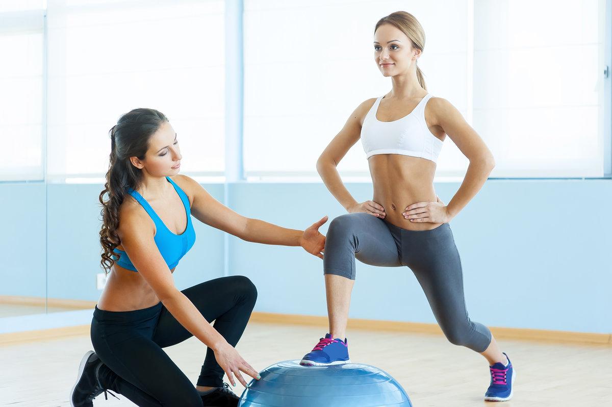 Фитнес и спорт как любимое увлечение