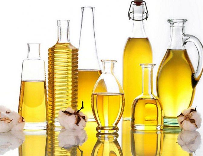 Спосіб № 9. Рослинна олія
