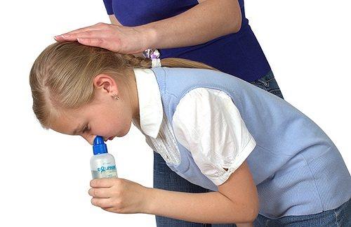 Засіб для промивання носа Долфін - склад, показання для дітей і дорослих, аналоги