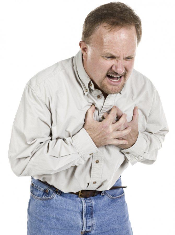 стадії гіпертонічного серця
