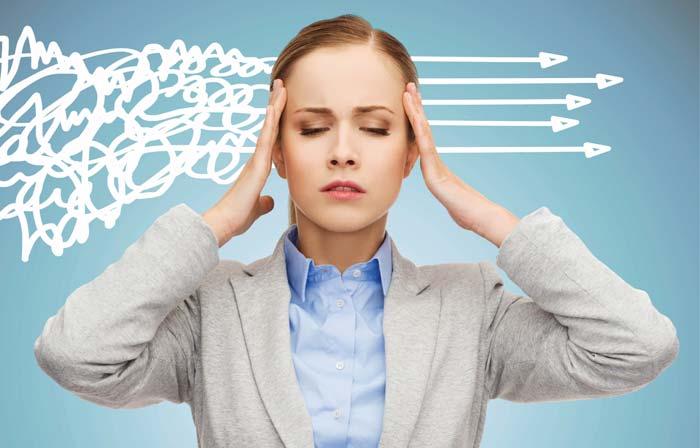 стрес у жінки