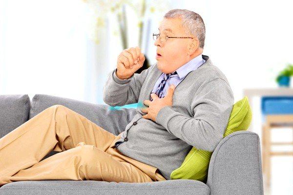 Сухий або непродуктивний кашель вінікає як Реакція на будь-який Алерген