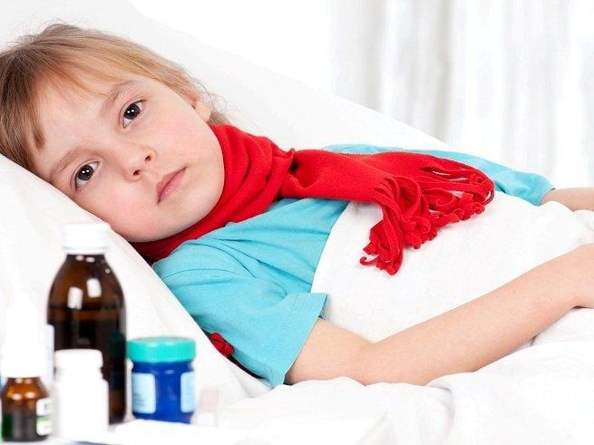 сухий кашель у дитини
