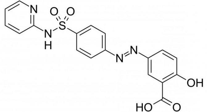 сульфасалазин відгуки