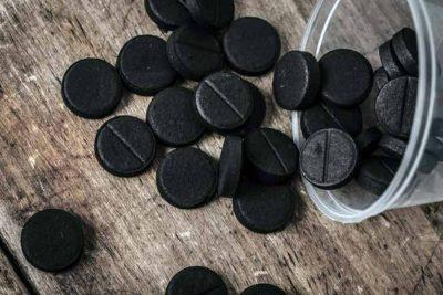 таблетки активованого вугілля