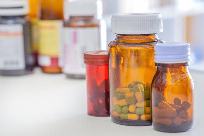 Таблетки від гепатиту С