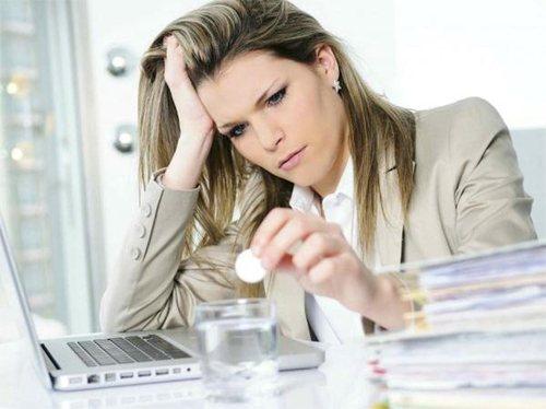 Таблетки від нервів і стресу