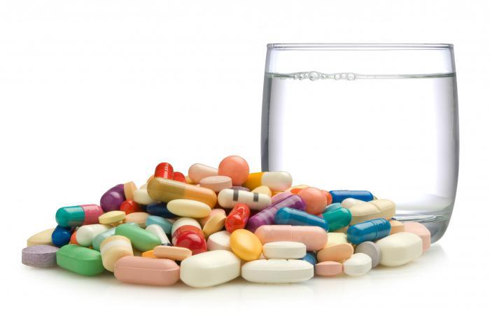 таблетки від живота