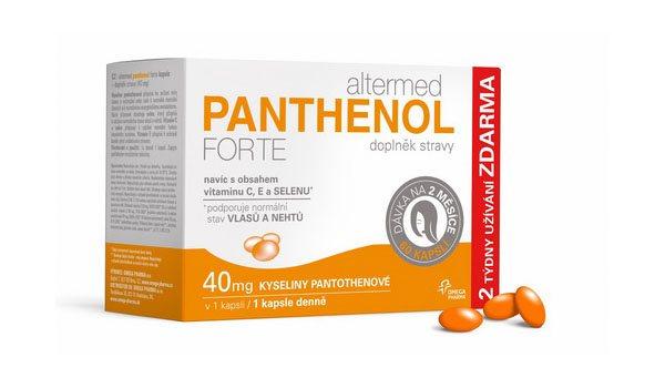 Таблетки Пантенол - інструкція із застосування