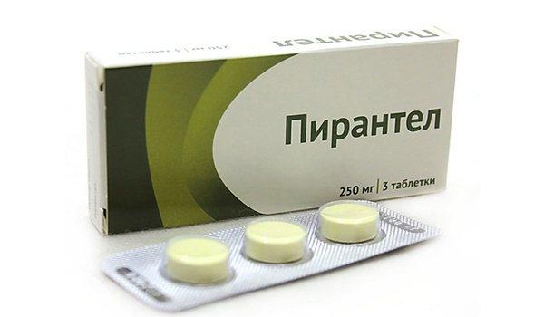 Таблетки Пірантел: інструкція із застосування для дітей