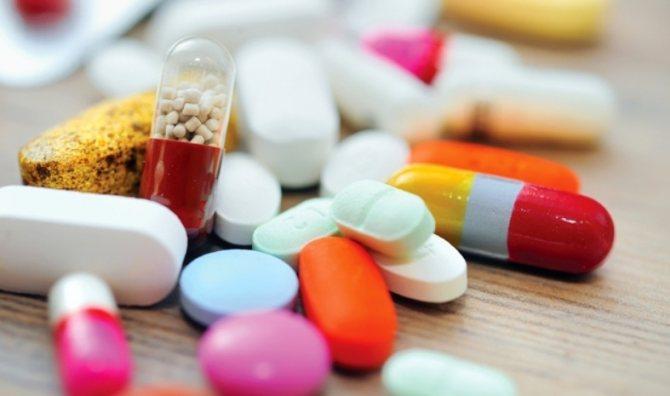 Таблетки при нетриманні сечі