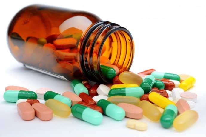 Таблетки при судомах