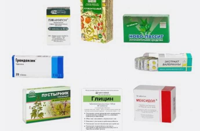 Таблетки при судорожному синдромі
