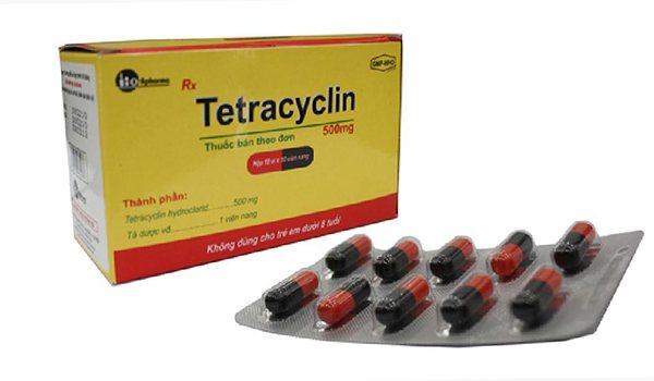 Таблетки Тетрациклін 500 мг - інструкція із застосування