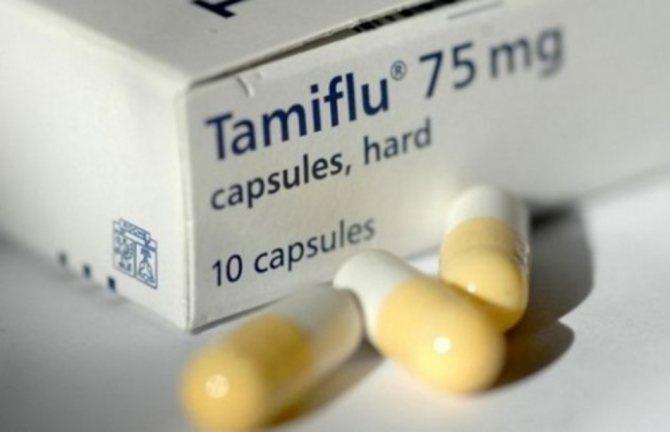 Таміфлю блокує здатність вірусів проникати всередину клітин