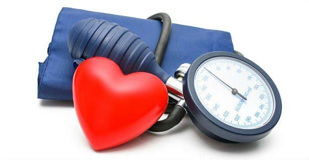 тонометр и серце