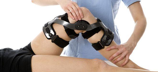 травми коліна симптоми