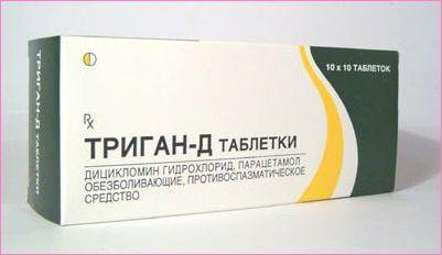 Триган-Д - передозування і її наслідки, побічні ефекти отруєння сумісність з алкоголем