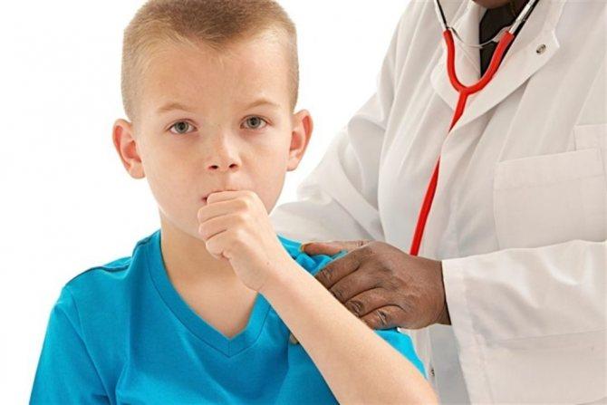 Туберкульоз у дітей