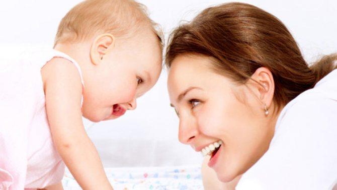 у новонародженого